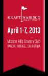 2013 Kraft Nabisco Championship